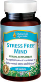 Herbal formulas for anxiety and stress