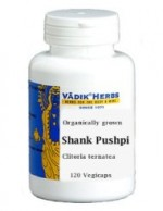 Herbal anxiety relief - organic shankhpushpi capsules
