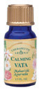 Aromatherapy oil formula for calming the mind