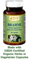 Brahmi herb Tablets to improve memory