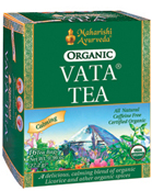 Vata herbs for anxiety tea bags