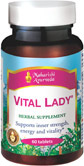Herbs Specific for Women's Vitality