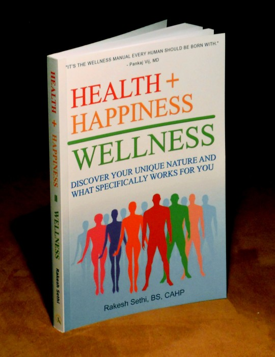 health-happiness-wellness book