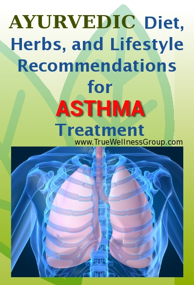 diet and herbs for natural asthma treatment